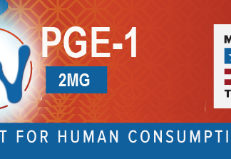 PGE-1 2MG (Prostaglandin E1)