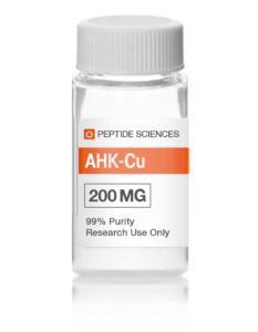 AHK-Cu Copper Peptide
