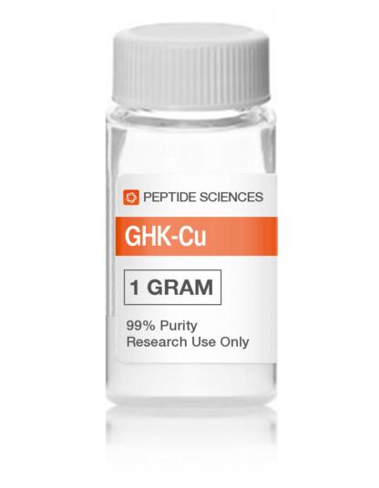 GHK-Cu 1000mg (Copper Peptide)