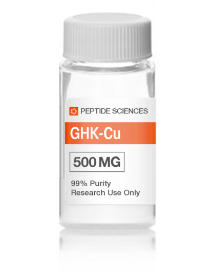 GHK-Cu 500mg (Copper Peptide)