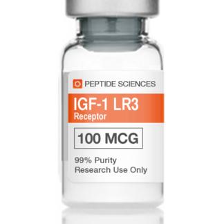 IGF-1 LR3 (Receptor Grade) 100mcg x 10 Vials