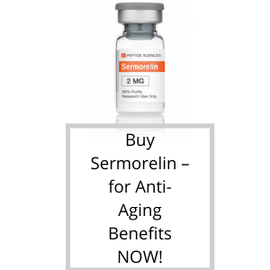 Buy Sermorelin – for Anti-Aging Benefits