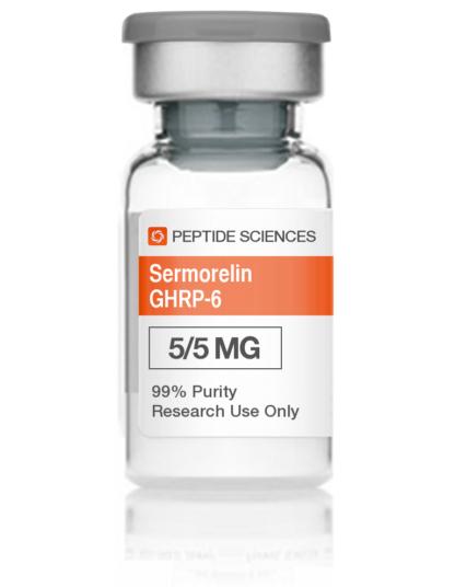 Sermorelin GHRP6 10mg Blend